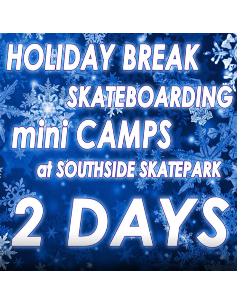 Southside 2 Days Holiday Day Camp Dec. 30th and Jan. 3rd