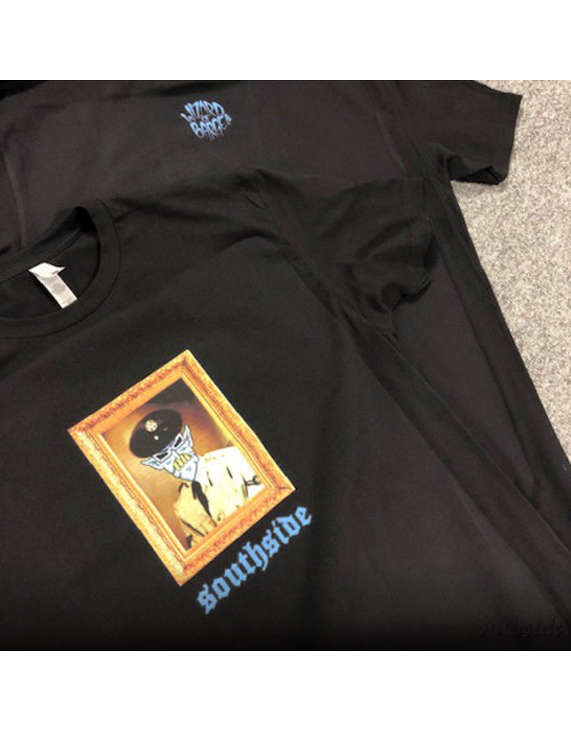 Southside Southside x Wizard of Barge Tee 5 Black