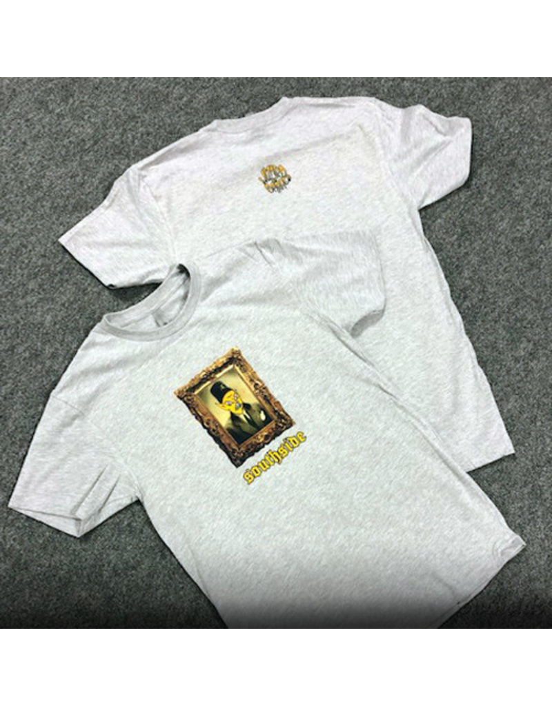 Southside Southside x Wizard of Barge Tee 1 Grey