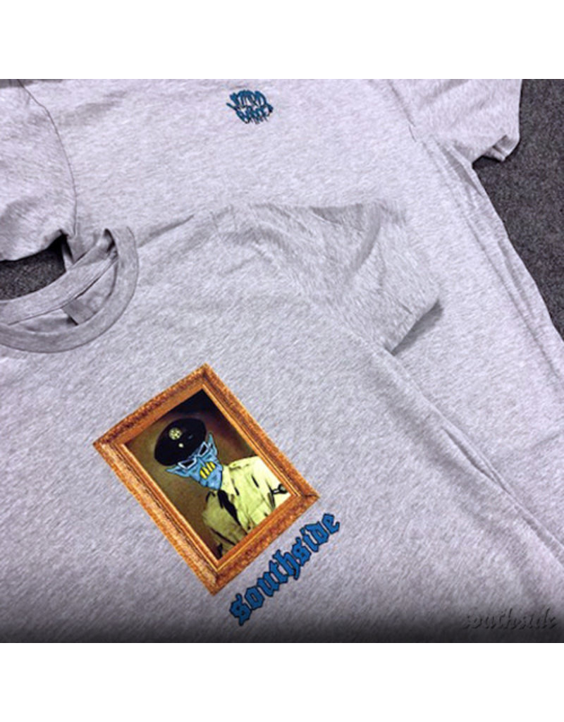 Southside Southside x Wizard of Barge Tee 5 Grey