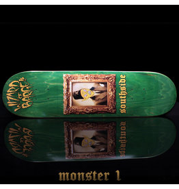 Southside Southside x Wizard of Barge Skateboard Deck 8.12x31.9