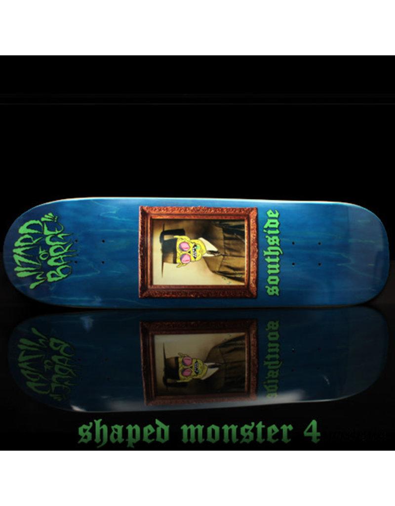Southside Southside x Wizard of Barge Skateboard Deck 8.625x31.6