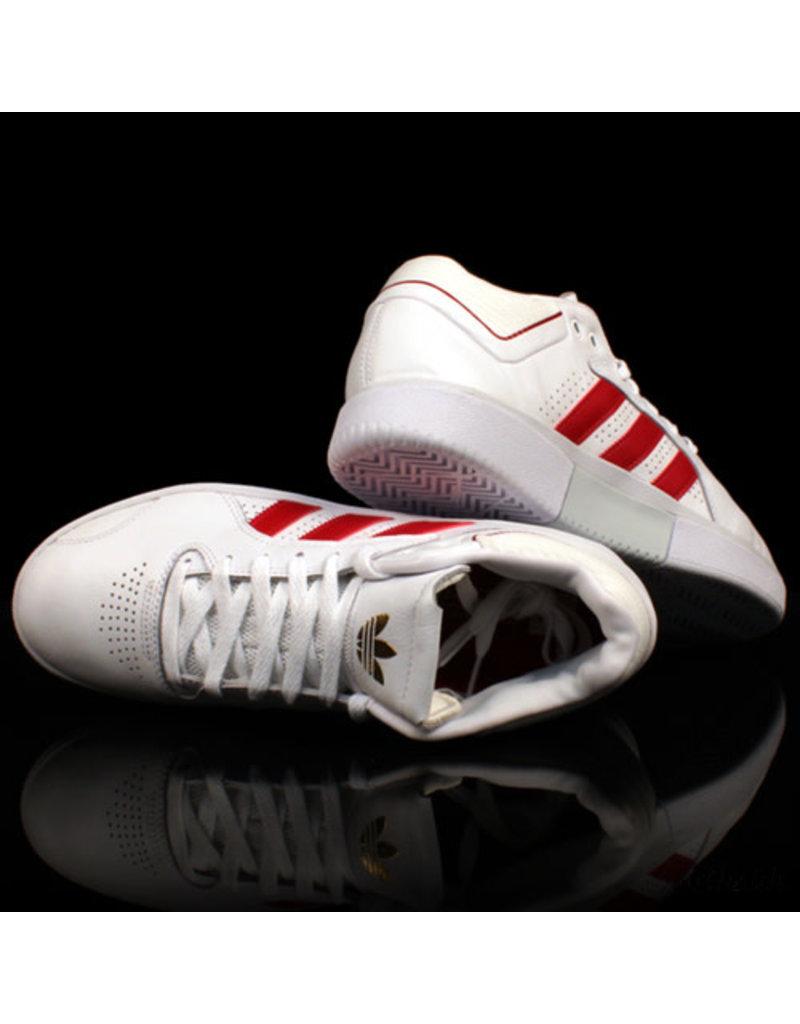 ADIDAS Adidas Tyshawn White Scarlet