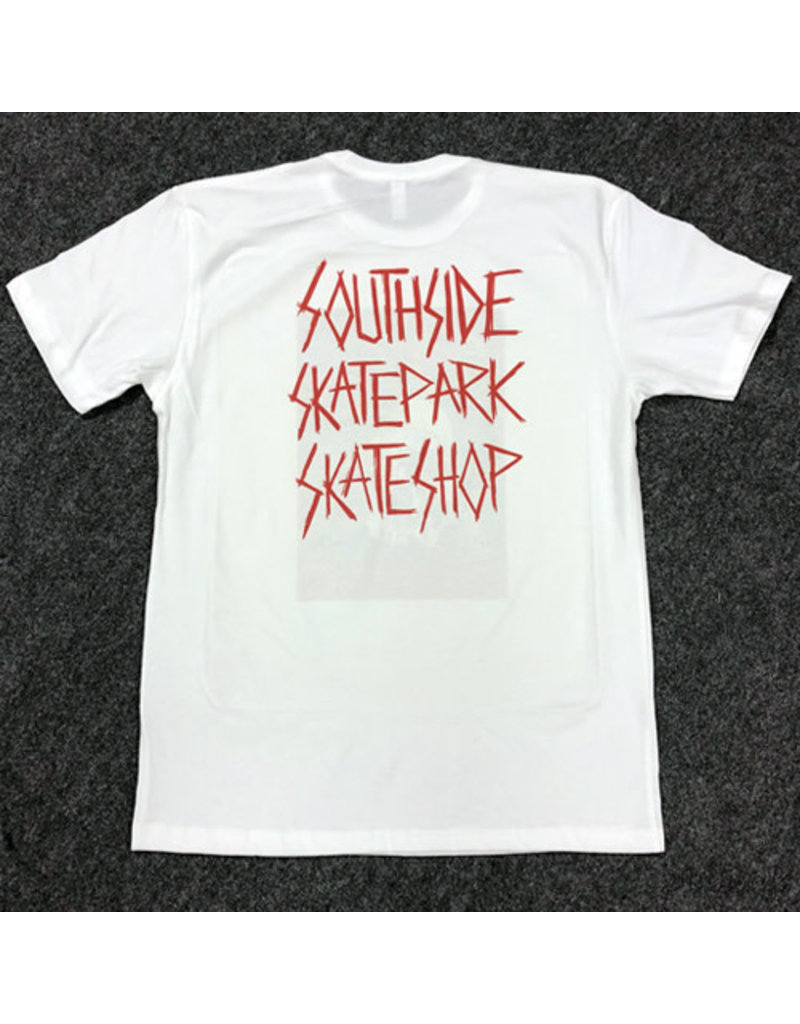 Southside Southside South of Houston Tee White Pre-Order