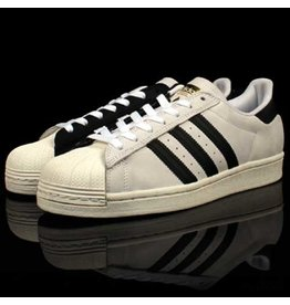 ADIDAS Adidas Superstar ADV White Black Gold