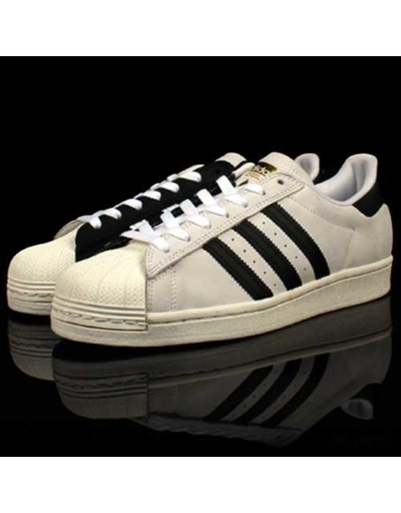 ADIDAS Adidas Superstar ADV White Black Gold