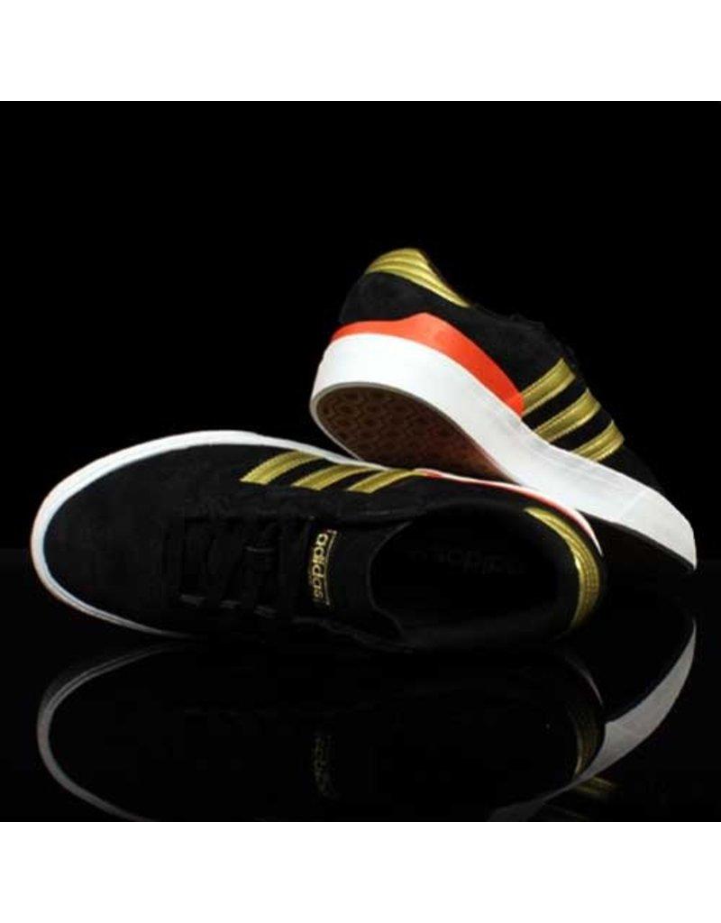 ADIDAS Adidas Busenitz Vulc 2 II Black Gold Red