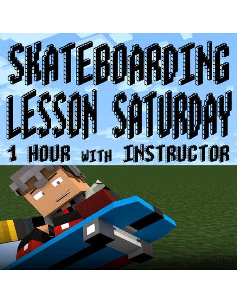 Southside Skateboarding Lesson 1 Hour Saturday at Southside Skatepark