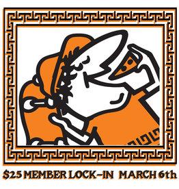 Southside Skatepark Lock In Member