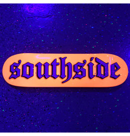 Southside Southside Old English Deck Blacklight Neon Dip 8.5x31.7