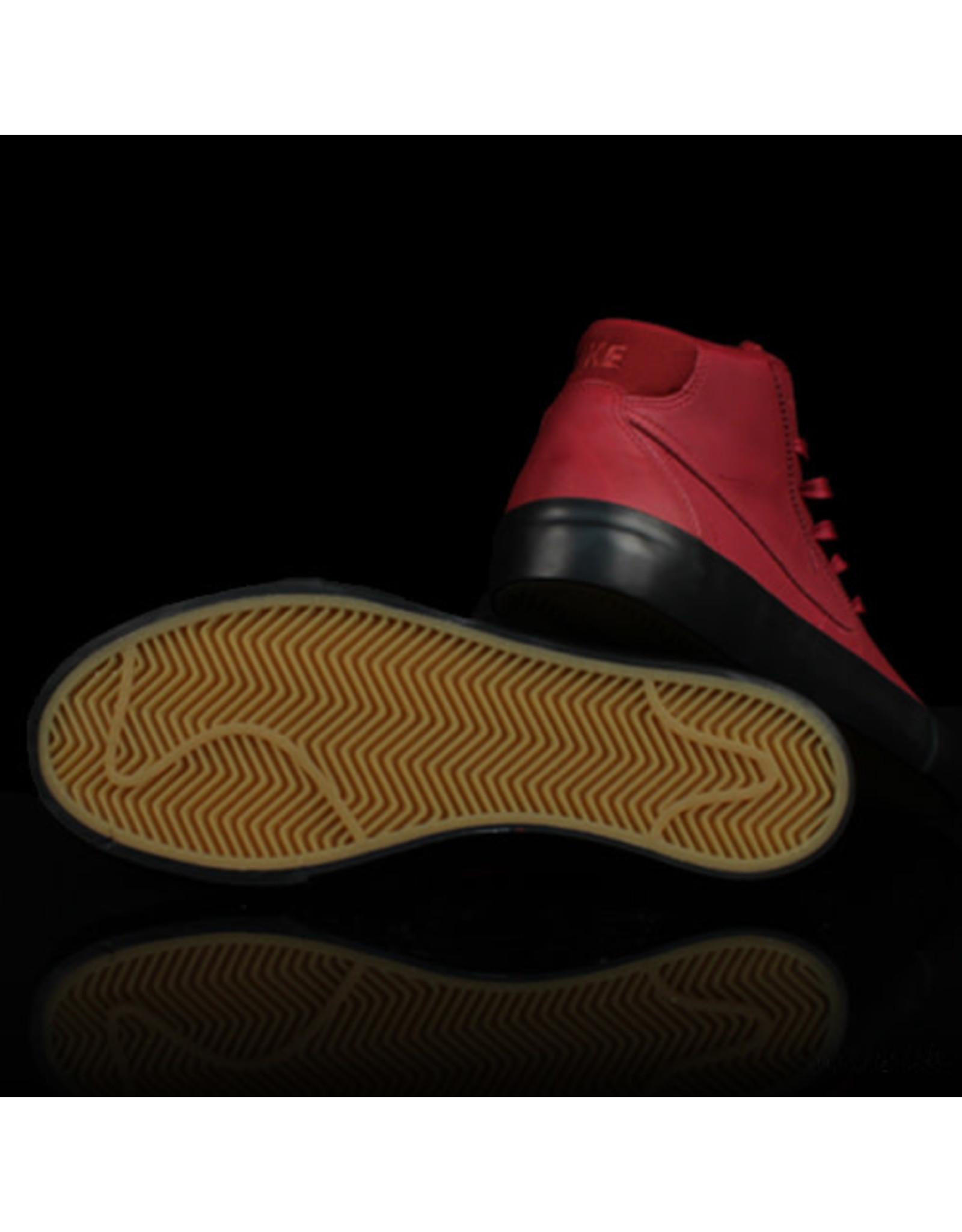 Nike Nike SB Bruin Hi Red Maroon Black