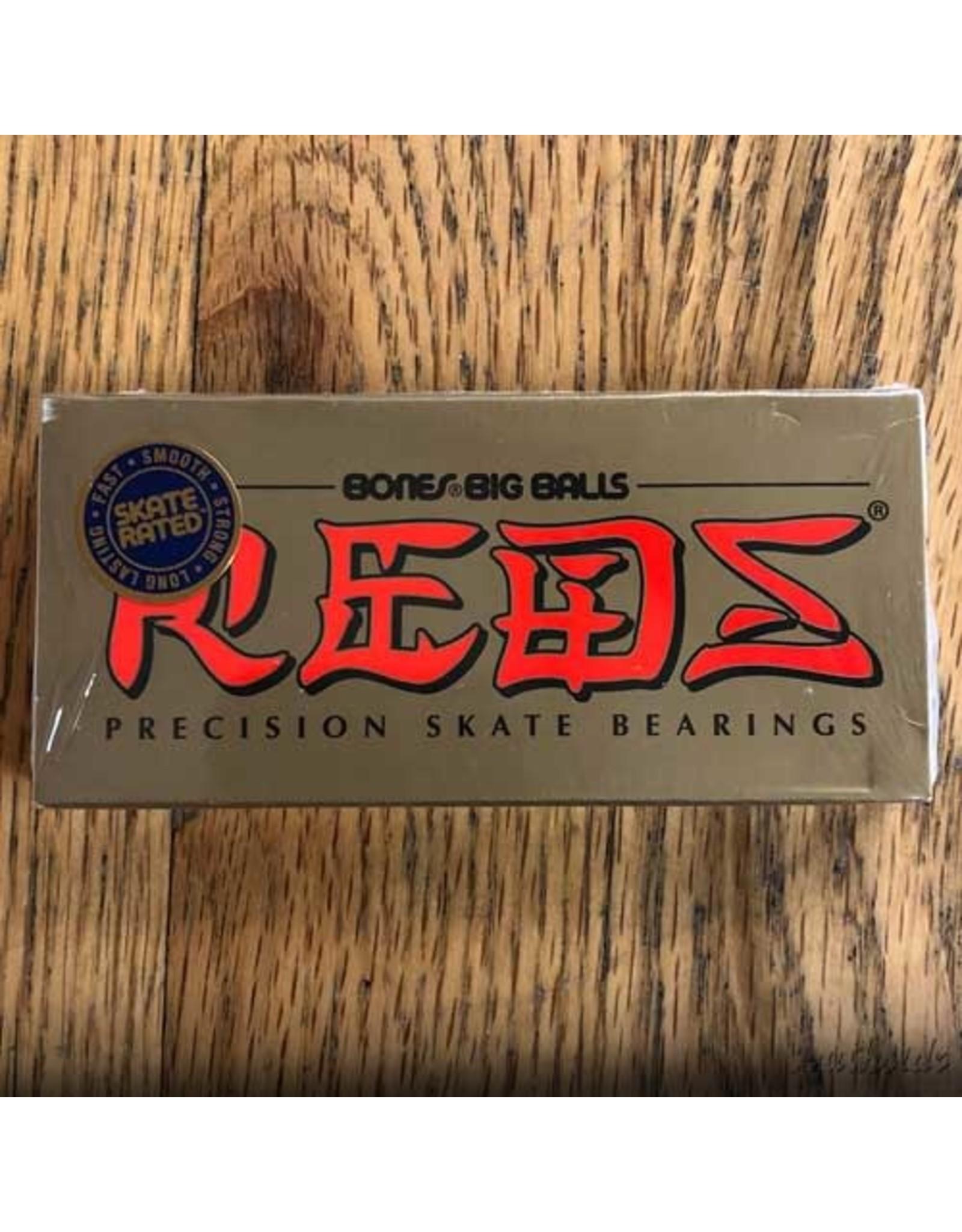 Bones Big Balls Reds Bearings