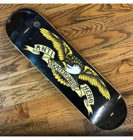 Anti Hero Deck Eagle MD Black 8.12x32