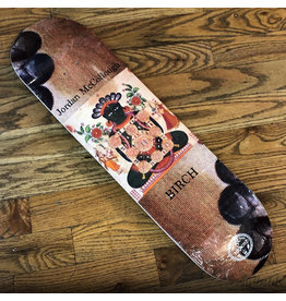 Birch Deck McCollough 8.5x32.1