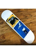 Quasi Deck BOB White 8.25