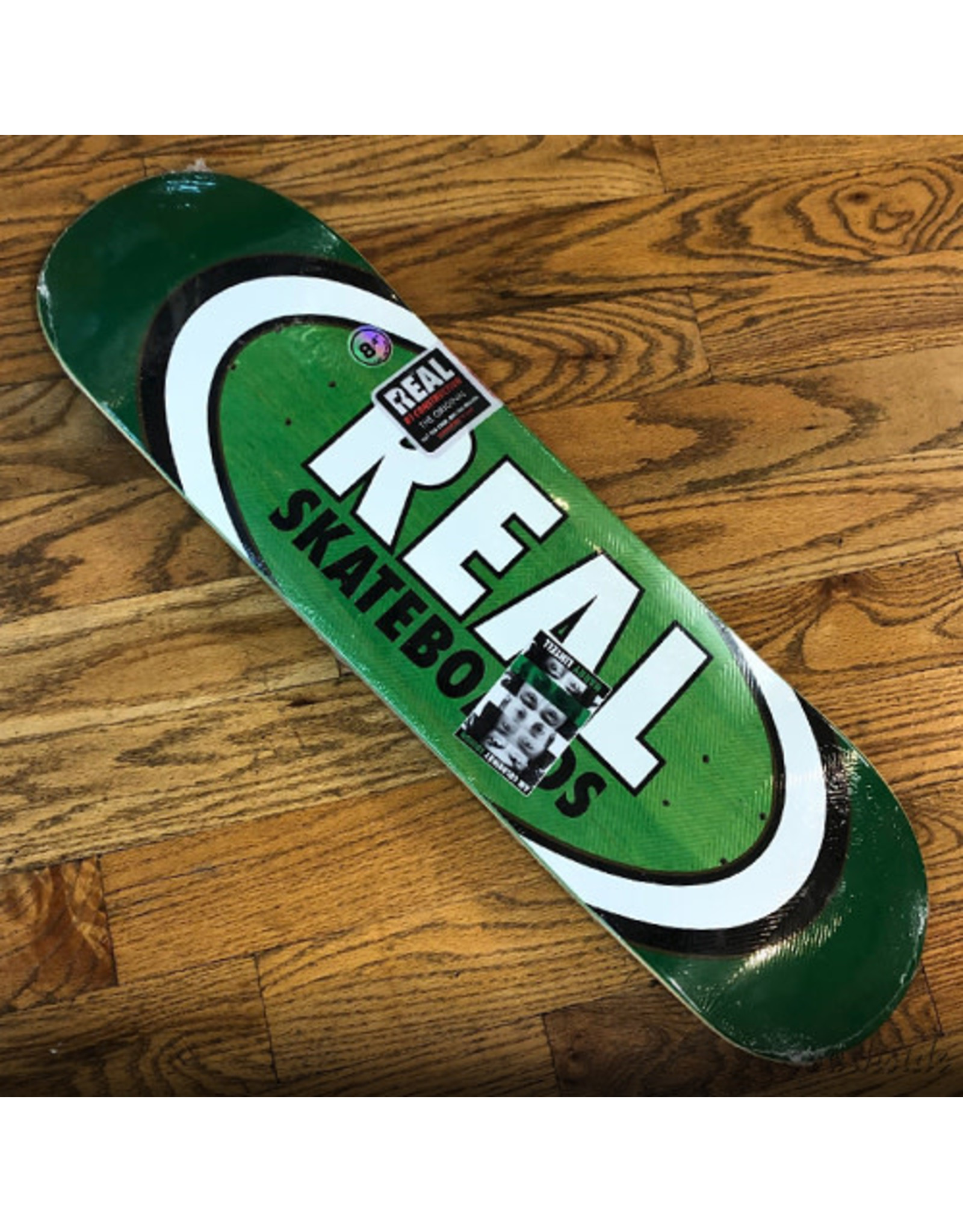 Real Deck Harry AM EDT 8.4x31.9