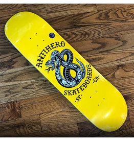 Anti Hero Deck Eighteen Yellow 8.25x32