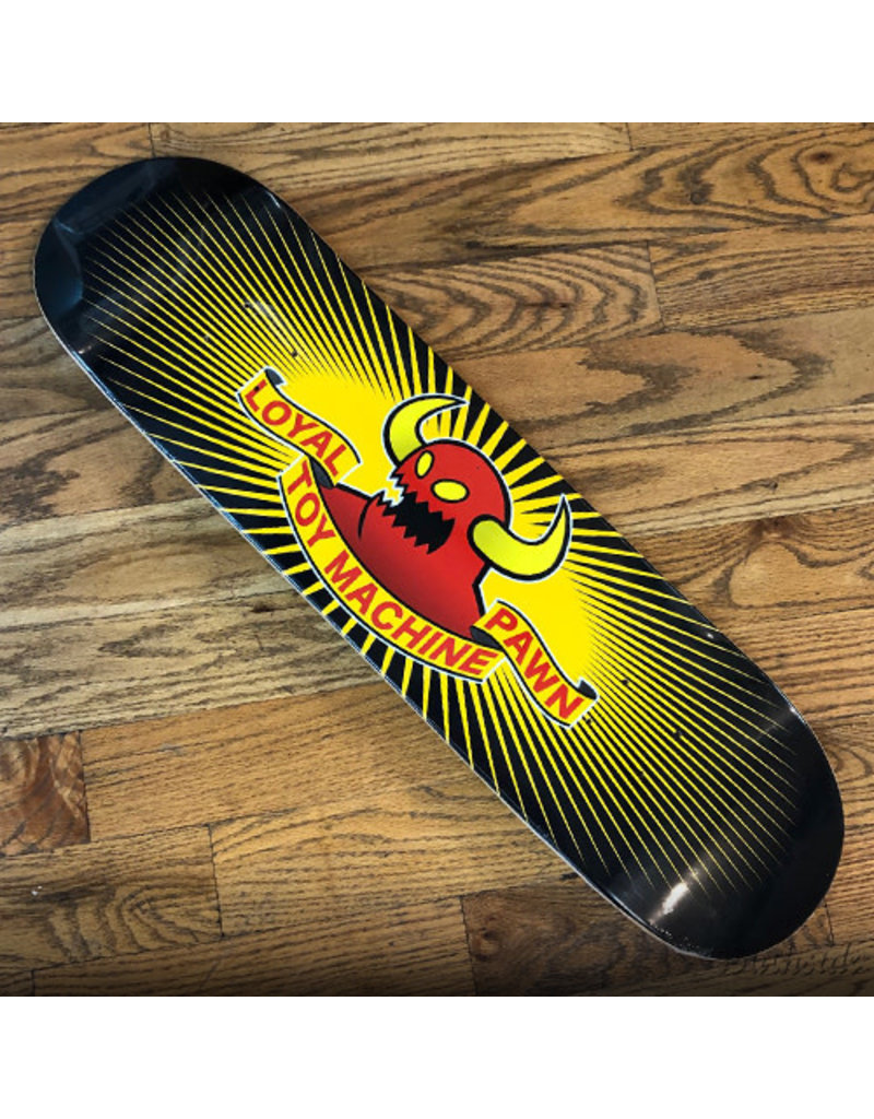 Toy Machine Deck PP Loyal Monster 8.12x32