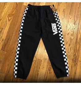 VANS Vans Pant Checker Black or Lime