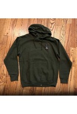 Powell Hoodie Heather Green Andy Anderson