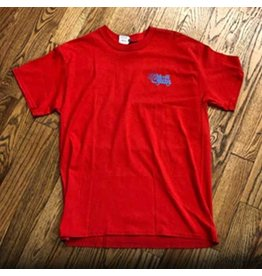 917 Tee Meals on Wheels Red
