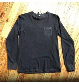 VANS Vans Tee Longsleeve Vintage Washed Black