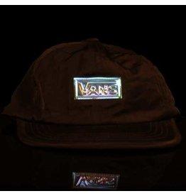 VANS Vans Hat Lizzie Armanto 6 Panel Strapback Black Satin
