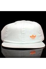 ADIDAS Adidas Hat Shmoo 6 Panel Strapback Mint Orange Embroidery