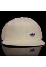 ADIDAS Adidas Hat Shmoo 6 Panel Strapback Lime Purple Embroidery