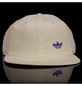 ADIDAS Adidas Hat Shmoo 6 Panel Strapback Lime Purple Embroidery