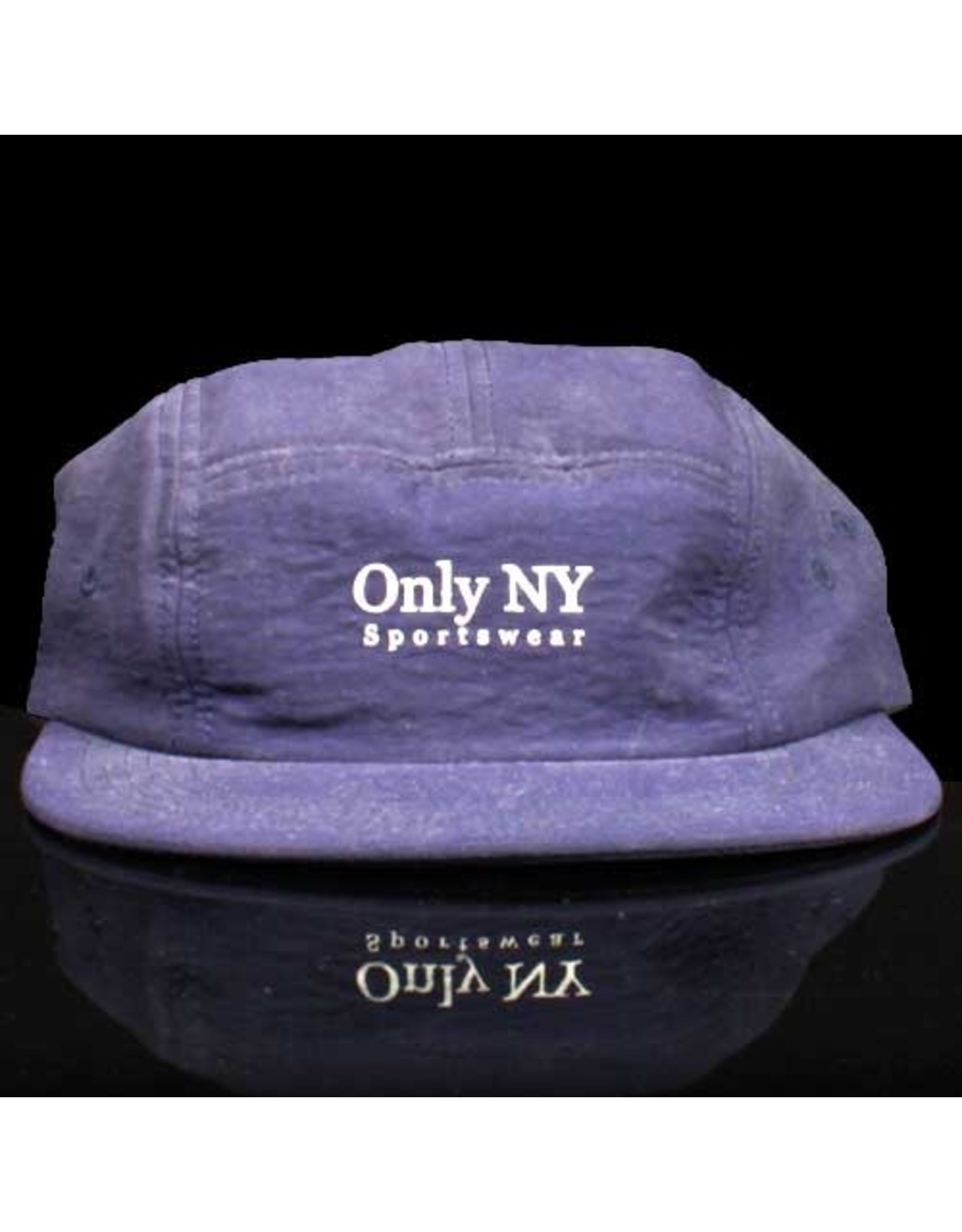 Only Hat Only 5 Panel Strapback Navy