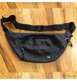 VANS Vans Ward Cross Body Bag Black Checker