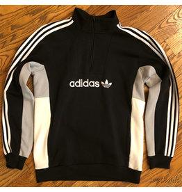 ADIDAS Adidas Mod 1/4 Zip Black