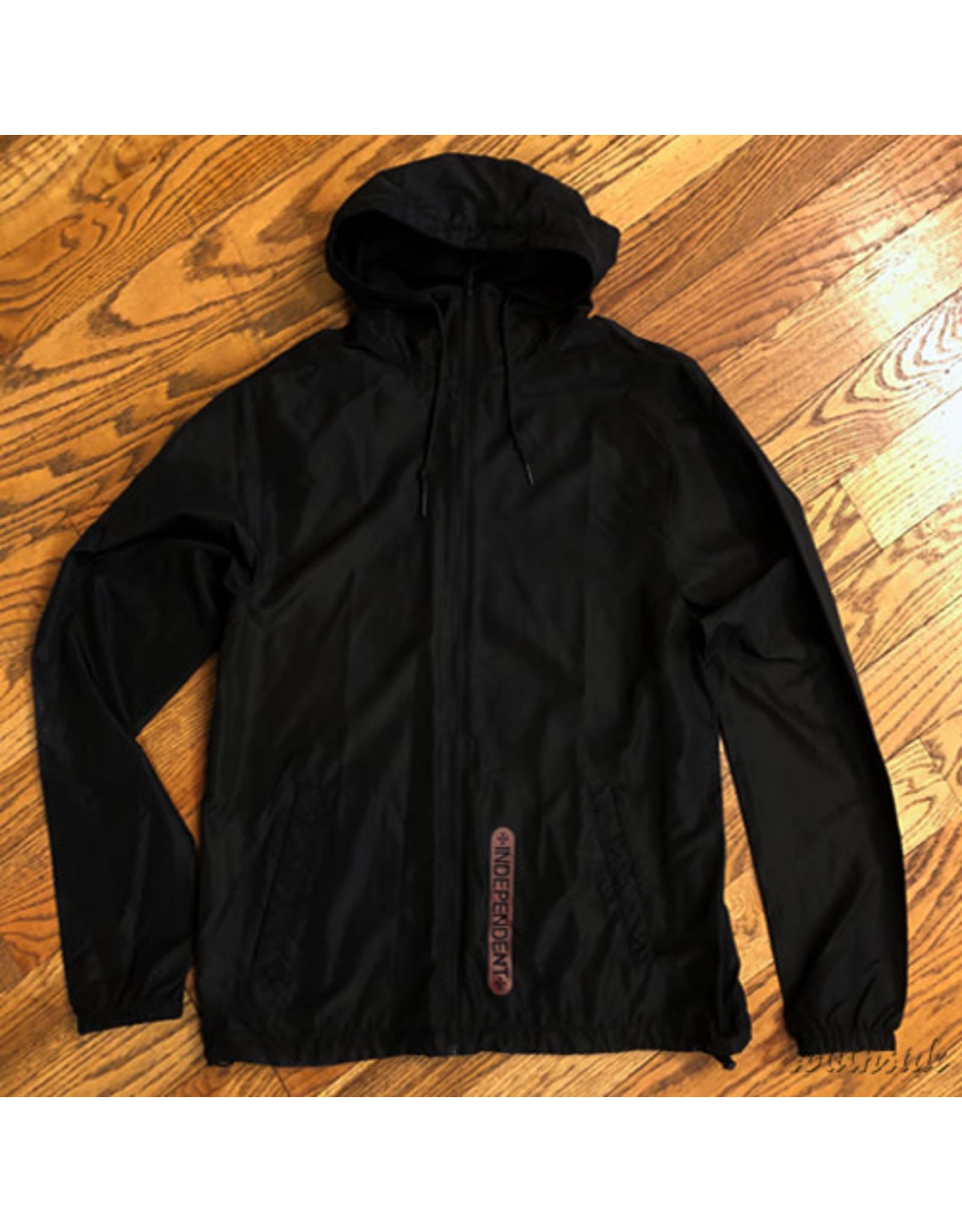 Indy Jacket Baseplate Black