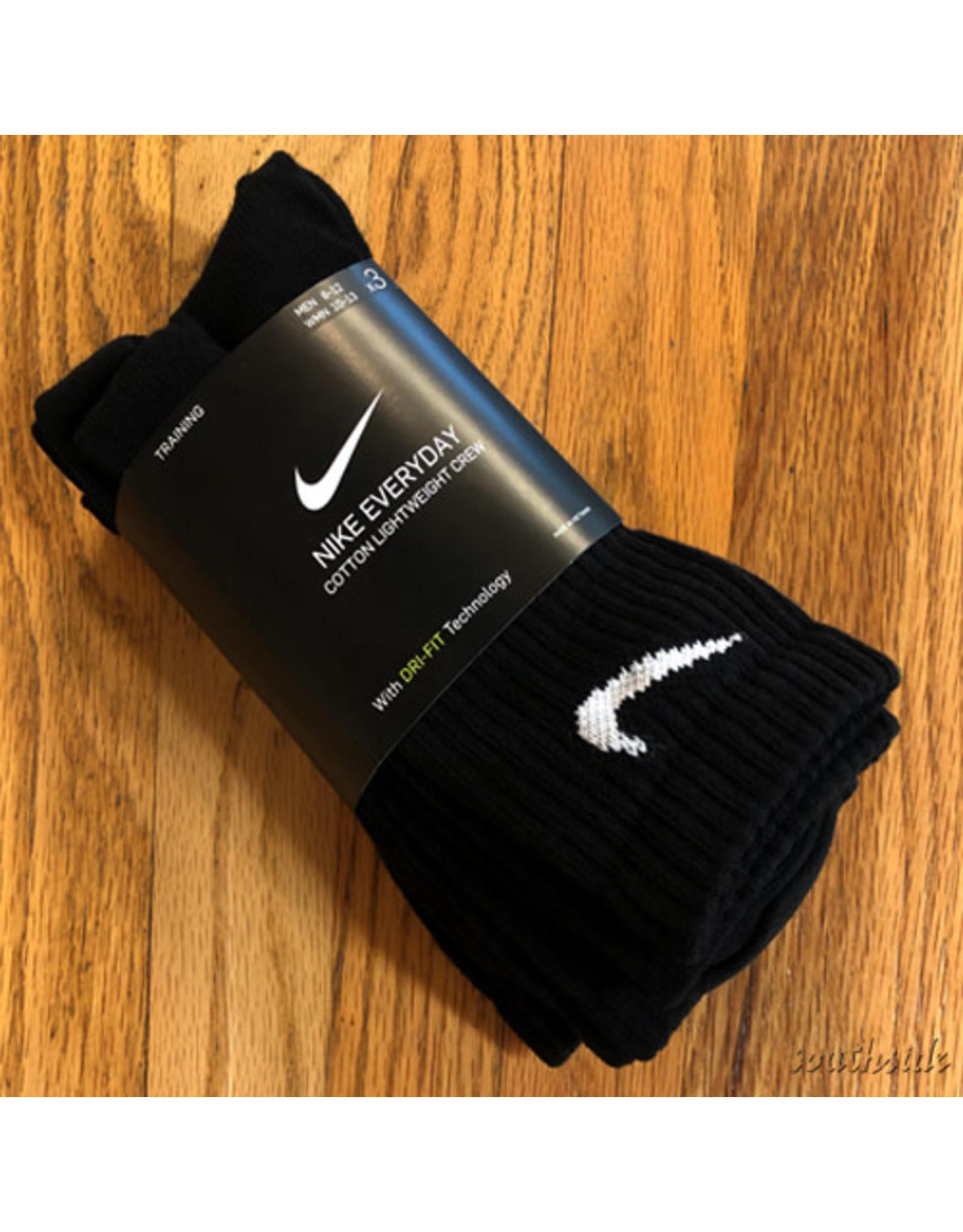 Nike Nike SB Sock Crew 3 Pack BLACK