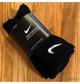 Nike Nike SB Sock Crew 3 Pack BLACK - 3 Pairs