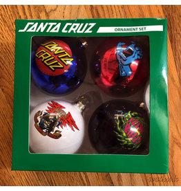 Santa Cruz Ornament Set