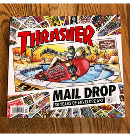 Thrasher Magazine Envelope Art Book