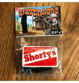 SHORTY'S 1 1/8th SILVERADOS