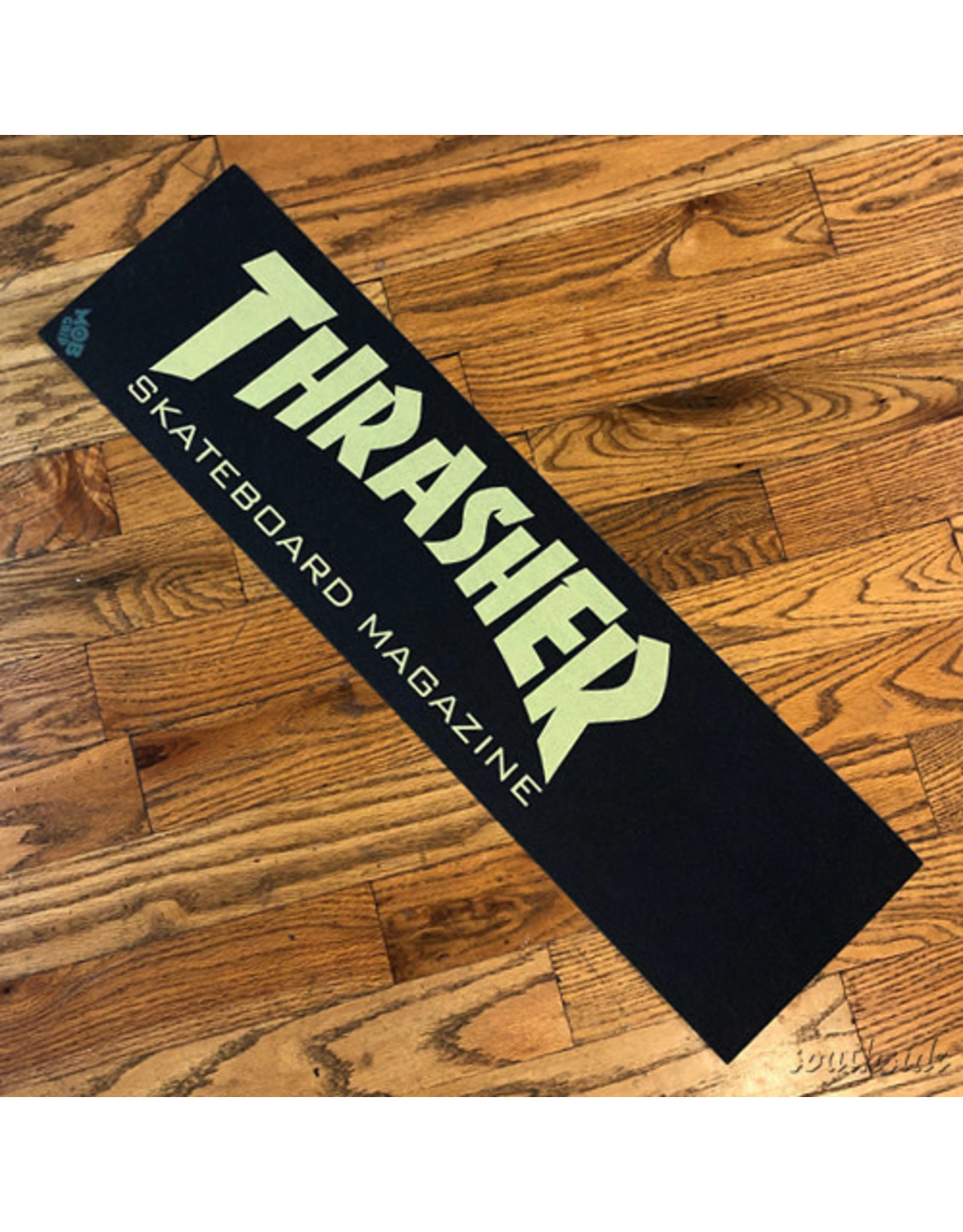 MOB x Thrasher Yellow
