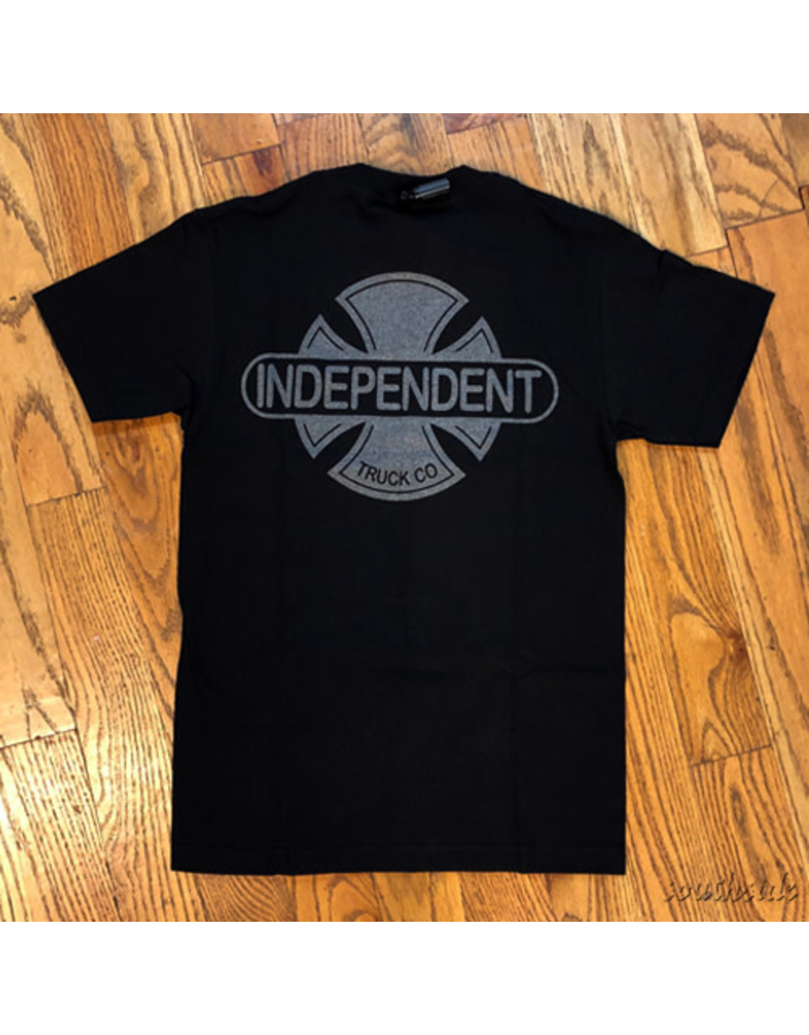 Indy Tee Baseplate Silver Black