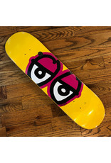 Krooked Deck Team Eyes Yellow 8.25
