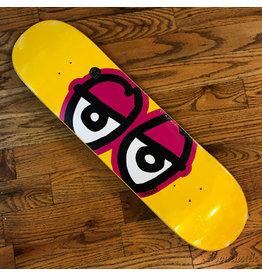 Krooked Deck Team Eyes Yellow 8.25