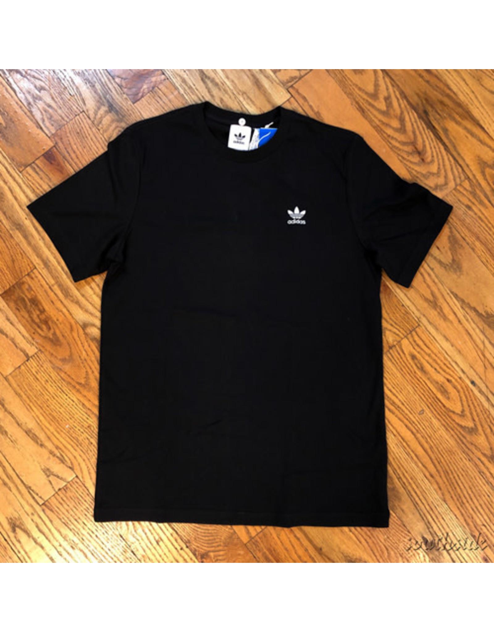 ADIDAS Adidas Tee Essential Black