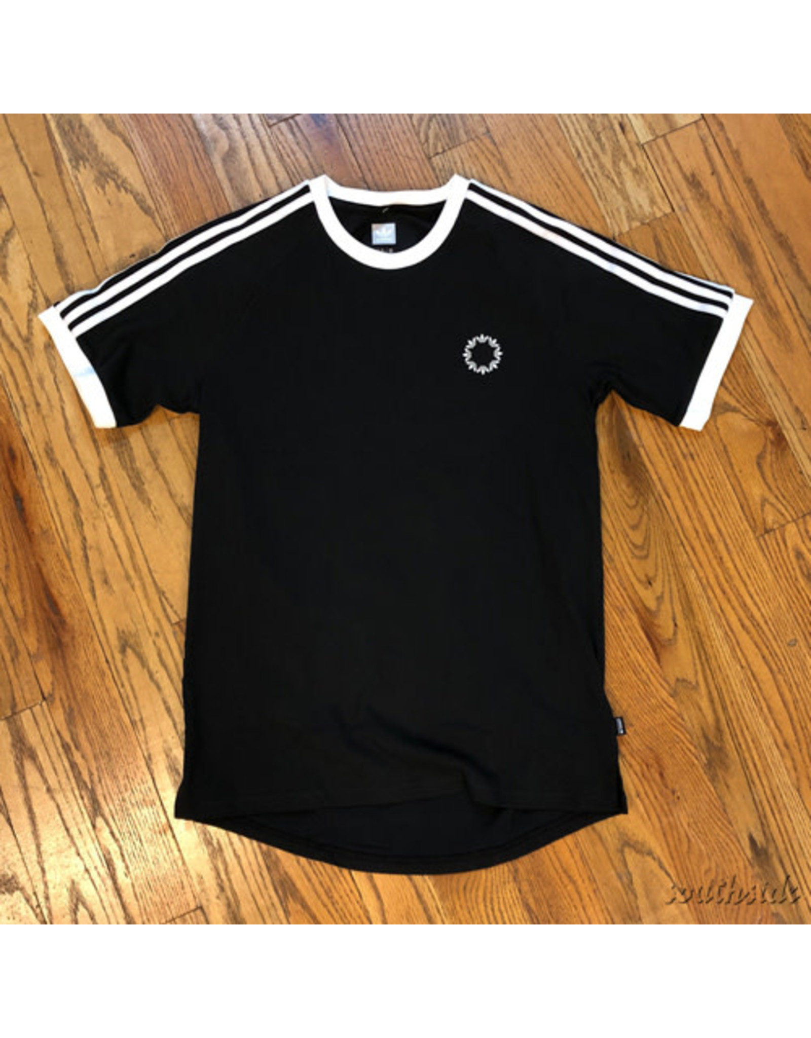 ADIDAS Adidas Club Jersey Black White