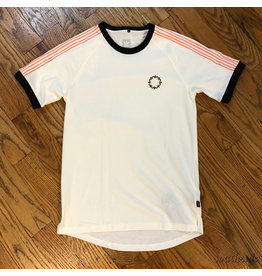 ADIDAS Adidas Tee Club Jersey Cream Orange
