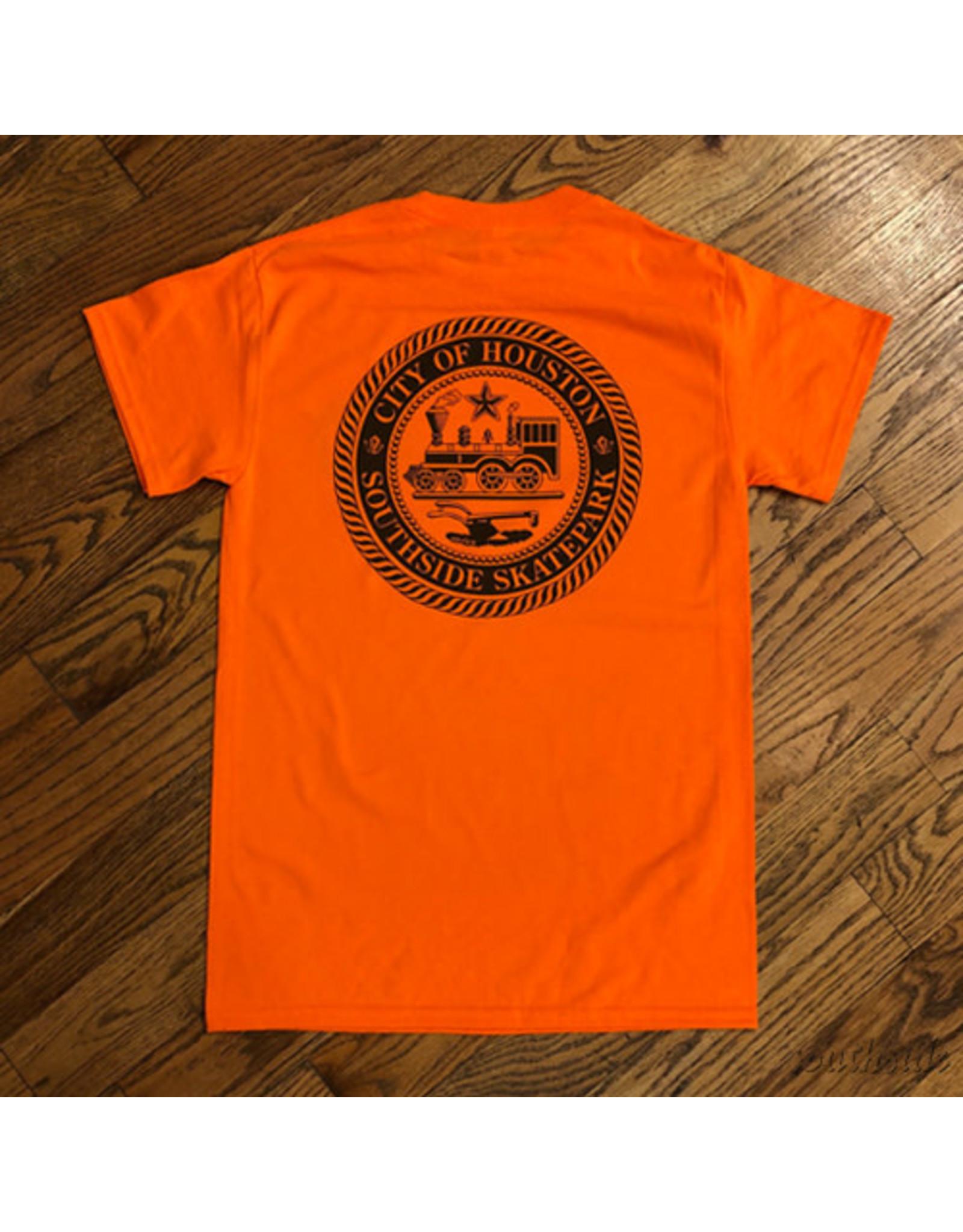 Southside Southside COH Tee High Viz Orange