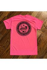 Southside Southside COH Tee High Viz Pink