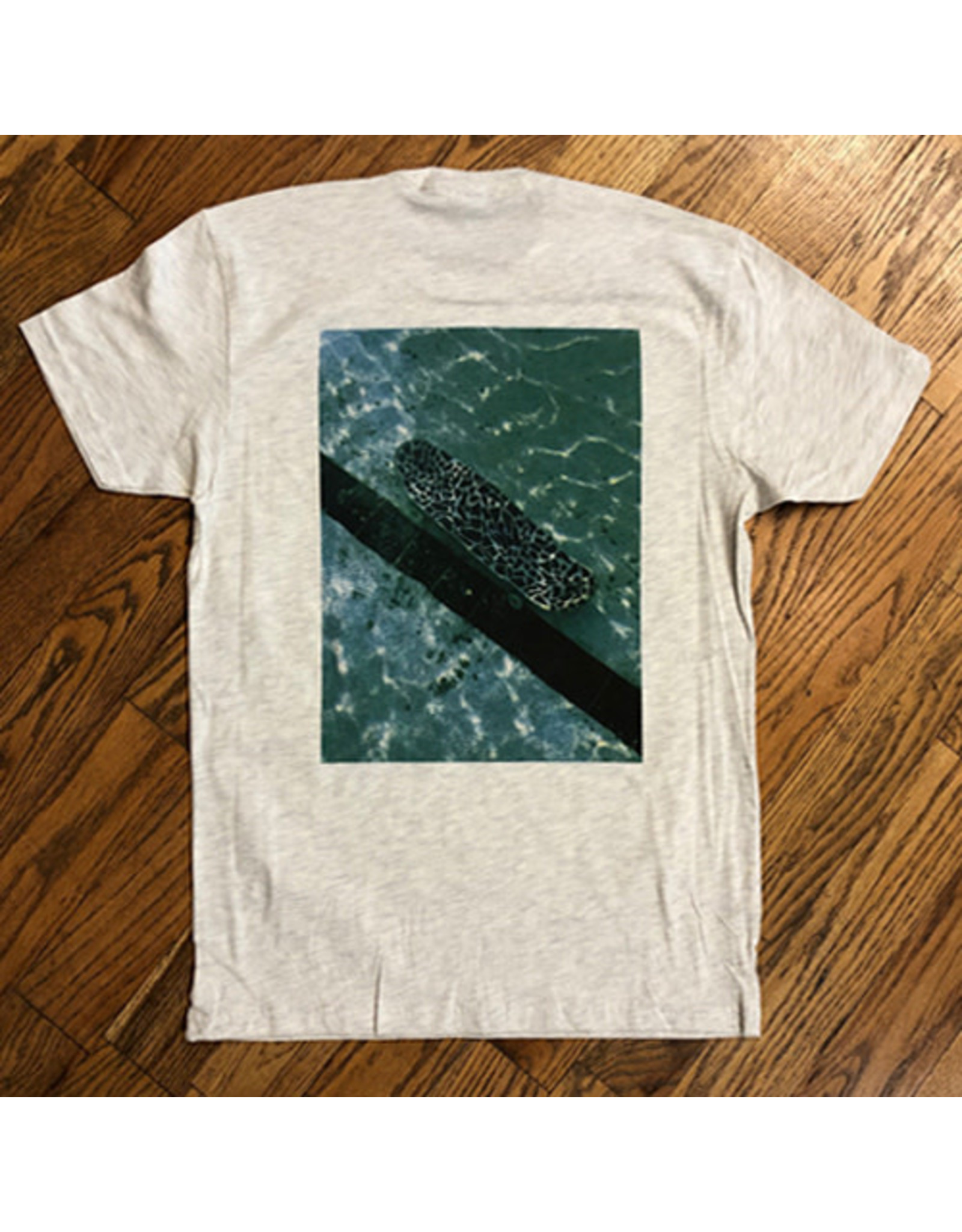 Southside Southside Tee Submerged Photo on Oatmeal