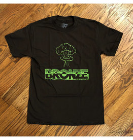 Bronze Tee Atomic Brown